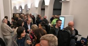 Die Freunde der NDR Radiophilharmonie stellen das Meet and Greet vor.