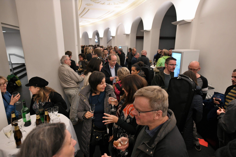 Die Freunde der NDR Radiophilharmonie stellen das Meet & Greet vor.