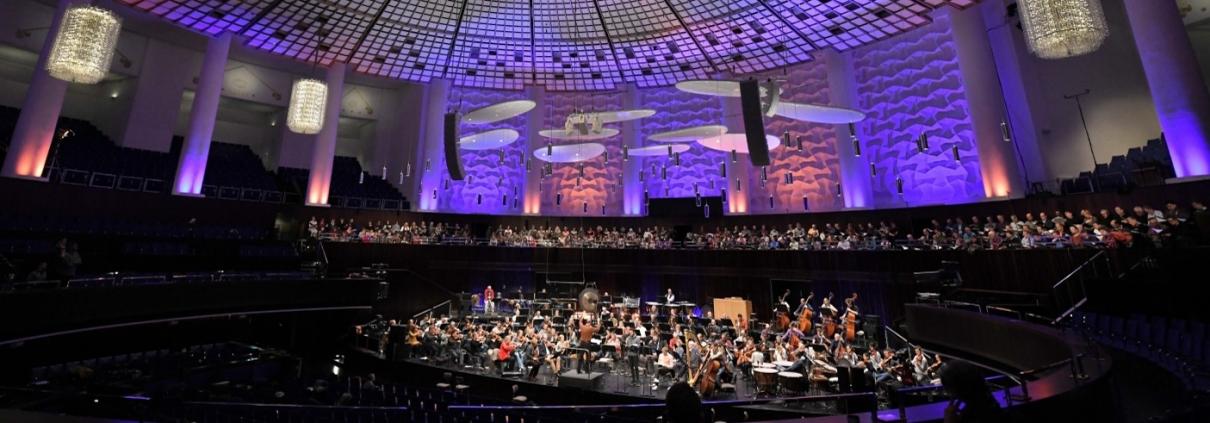 Die Freunde der NDR Radiophilharmonie stellt das Meet and Greet vor.