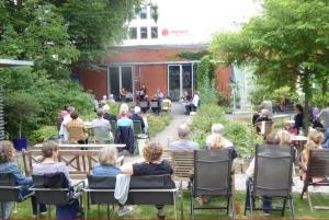 Die Freunde der NDR Radiophilharmonie stellen das Hauskonzert 2018 vor.