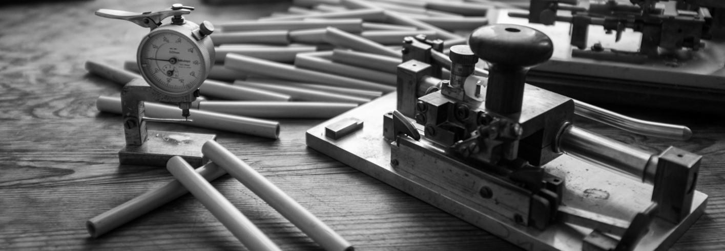 Die Freunde der NDR Radiophilharmonie stellen den Oboenrohrbau vor.