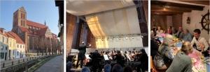 Die Freunde der NDR Radiophilharmonie stellen die erste Konzertfahrt nach Wismar vor.