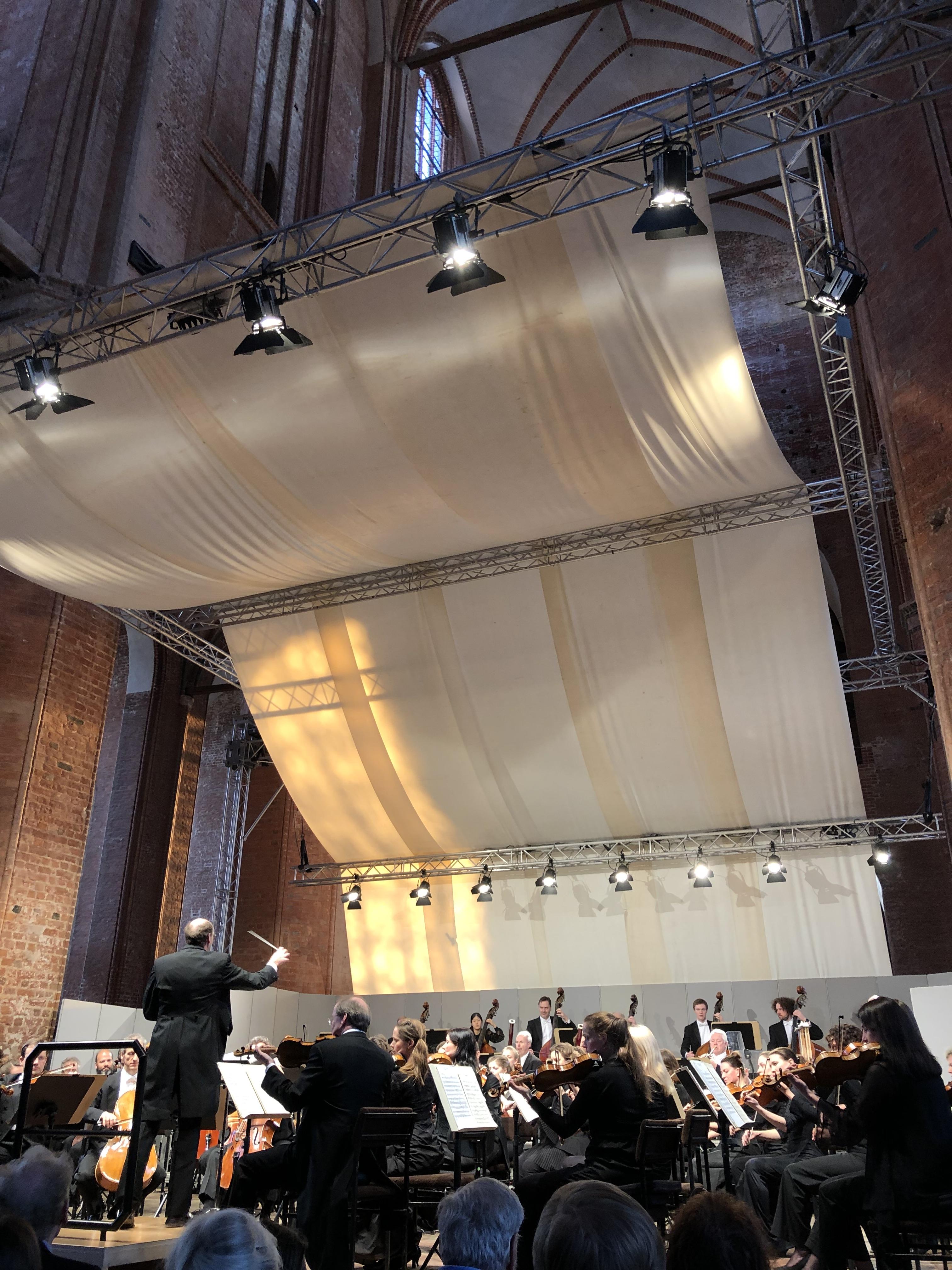 Die Freunde der NDR Radiophilharmonie stellen die erste Konzertfahrt vor.