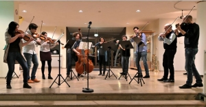 Die Freunde der NDR Radiophilharmonie stellen die Akititäten vor. Foto: Carsten P. Schulze