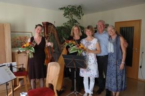 Die Freunde der NDR Radiophilharmonie stellen das Hauskonzert 2019 vor. Foto: Dagmar Mogwitz