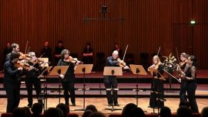 Die Freunde der NDR Radiophilharmonie stellen The Bridge vor. Foto: Carsten P. Schulze