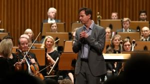 Die Freunde der Radiophilharmonie stellen das Sonderkonzert vor. Foto: Carsten P. Schulze