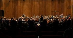 Die Freunde der NDR Radiophilharmonie stellen das Sonderkonzert vor. Foto: Carsten P. Schulze